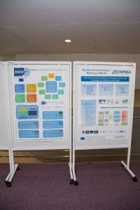 SUMMA poster at META-FORUM 2016